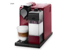 Delongho EN550R Máquina De Café Nespresso Lattissima Automático-Rojo (N)