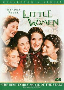 Little Women DVD 1994 Winona Ryder - SAME / NEXT DAY FAST POSTAGE