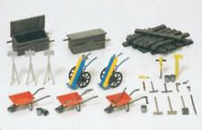 Prieser Welding Accessories 17175 HO Scale (suit OO also)