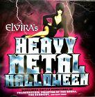 Elvira's Heavy Metal Halloween: NEW! CD,Screaming Guitar Renditions HITS Movies