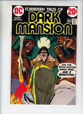 Forbidden Tales of Dark Mansion  # 9  strict  NM-   artist  Alfredo Alcala