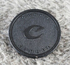 Vintage - Collectible Early Canon Logo SLR Body Cap - Rare to find