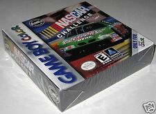 NASCAR Challenge (Game Boy Color) ..Brand NEW! rumble pak game! VHTF!