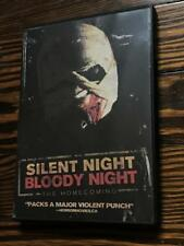 Silent Night Bloody Night: The Homecoming (DVD) - Lee Bane, Sabrina Dickens Ad..