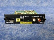 Crestron Dmc-S / DigitalMedia 8G Fiber Input Card for Dm Switchers