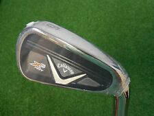 New 2014 Callaway X2 Hot Pro Single 6 Iron Project X Flighted 95 steel RH (6.0)