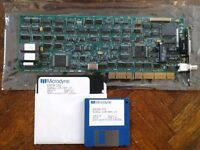 Microdyne EISA Ethernet Card - Vintage/Untested