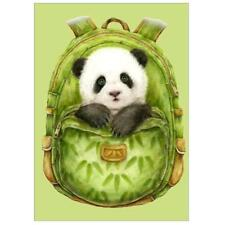 5d Baby Panda Diamond Painting Embroidery DIY Cross Stitch Home Decor Tn2f