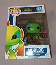 Funko Pop World of Warcraft Murloc (Green) #33