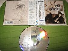 CD BRUCE SPRINGSTEEN 18 Tracks JAPAN SRCS 8892