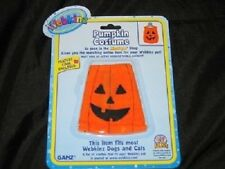 NEW Pet WEBKINZ Pumpkin Costume Halloween Clothing CODE Animal Cat Dog