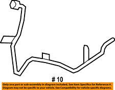 FORD OEM ABS Anti-lock Brakes-Rear Speed Sensor AL8Z2C190B