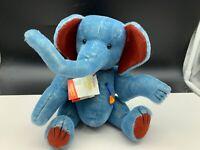 Clemens Tier Stofftier Sammler Elefant 25 cm. Unbespielt. Top Zustand