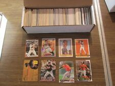 BALTIMORE ORIOLES LARGE 500 CARD LOT, INSERTS, ROOKIES & PARALLEL CARDS ONLY