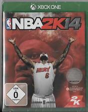 XBOX One `NBA 2K14` Neu/OVP Basketball