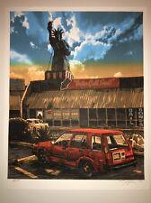 Better Call Saul A Criminal Lawyer Tim Doyle Art Print Free Ship US