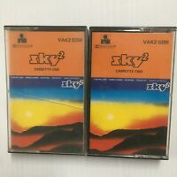 SKY 2 Twin Pack Ambient John Williams Synth Audio Music Cassette Tape