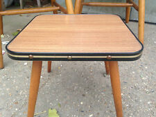 Pine Less than 30 cm Width Square Side & End Tables