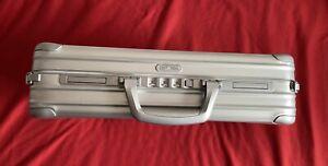RIMOWA Aluminium -Attaché Briefcase , SOLD OUT