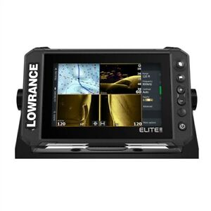 LOWRANCE ELITE FS 7 COMBO WITH 3-IN-1 ACTIVE IMAGING TM