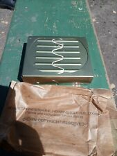 Three British army issue Hexi Cooker hexamine stove camping prepper cadet X 3