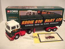 Corgi 23101 Ford transcontinental Tilt Trailer De Eddie Stobart En Escala 1:50.