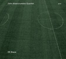JOHN ABERCROMBIE QUARTET - 39 STEPS  (CD)  10 TRACKS MODERN JAZZ  NEU
