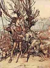 A4 Foto los cuentos de hadas de los hermanos Grimm 1909 1 impreso Poster