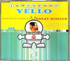 Jam & Spoon's Hands On Yello - You Gotta Say Yes... - CDM - 1995 - Trance 3TR