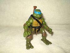 Teenage Mutant Ninja Turtles Action Figure Jumping Leonardo 4 inch loose