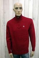 NORTH SAILS Maglione Uomo Taglia XL Casual Lana Sweater Pullover Invernale Pull