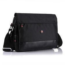 New Utility Canvas Swiss Gear Running Travel Pack Zipper Messenger Shoulder Bag