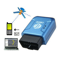 Car OBDII Interface GPS GPRS Tracker Real Time Tracking TK206 Geo-fence Function