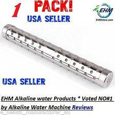 EHM Alkaline Hydrogen Portable Water Ionizer Stick Great Tasting Alkaline Water