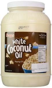 Snappy White Coconut Oil, 1 gallon
