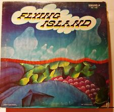 PSYCH JAZZ ROCK LP: FLYING ISLAND - Vanguard VSD 79359 Flying Island