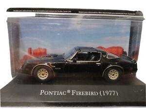Pontiac Firebird 1977 Coleccion Altaya Coches Americanos 1:43