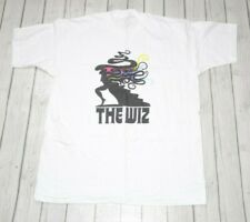 The Wiz Musical Single Stitch Graphic T Shirt Vintage