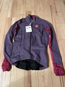 Castelli Illumina Jacket - Women's S Small