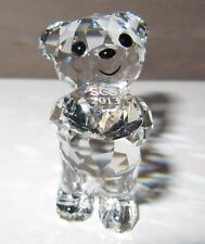 SWAROVSKI 5034222 Kris ORSO SCS ORSETTO BEAR 2013 a Crystal for you NUOVO