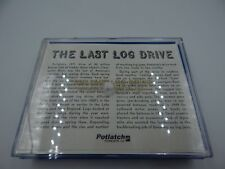 Vintage Playing Cards Potlatch, Idaho Last Log Drive Logging SEALED Double Deck