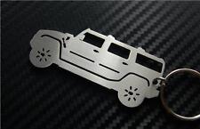 For H2 CAR keyring keychain porte-clés 4X4 SUV BASE SPORT LIMITED SUT GM HUMMER