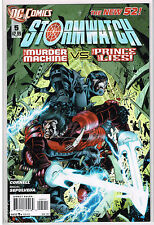 The New 52! Stormwatch #5