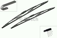 3397001725 BOSCH SET OF SUPER PLUS WIPER BLADES 725 [SUPER PLUS] NEW GENUINE