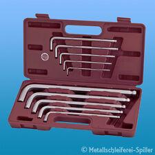 Kraftwerk ® 3606 Kugelkopf - Winkelstiftschlüssel - Koffer für Innensechskant
