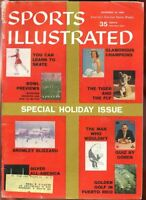 SI: Sports Illustrated December 22, 1958 Holiday Issue Glamorous Champs G