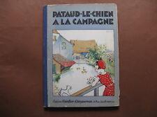 PATAUD LE CHIEN A LA CAMPAGNE  (1931)