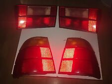 Bmw E34 Touring Euro Tail Lights With Fog Lights And Pigtails