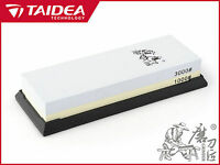 TAIDEA 1000/3000 Grit Knife Sharpener Corundum Whetstone Sharpening Stone T0961W