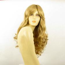 Perruque femme longue blond doré ZARA 24B